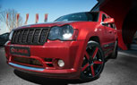 Vilner Puts Their Touch On Hennessey-Powered Jeep Grand Cherokee SRT 600