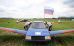 72-Year Old Russian Pilot Builds Flying Car [Video]
