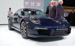 7th-Gen Porsche 911 Carrera Breaks Cover: Frankfurt Auto Show 2011