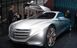 Mercedes-Benz F 125! a Look Ahead to the Year 2025: Frankfurt Auto Show 2011