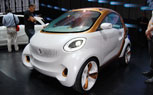 Smart Forvision Concept Highlights Energy-Efficient Technologies: Frankfurt Auto Show 2011