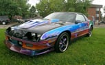 You Won't Believe What this Custom 1987 IROC Camaro Sold for at Barrett-Jackson