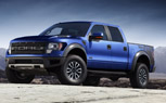2012 Ford Raptor Updated With Torsen Differential, Front-View Camera