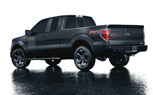2012 Ford F-150 Sports Upgrades, FX Appearance Package, Larger Fuel Tank