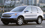 Honda CR-V, CR-Z Recalled for Unrelated Electrical Gliches