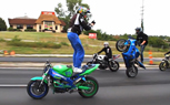 Watch Motorcycle Stunt Riders Take Over St. Louis in this Amazing, Idiotic Video