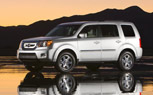Honda Pilot Recalled For Faulty Seat Belts