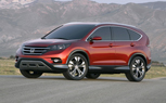 2012 Honda CR-V Specs Leaked, New 201-HP 2.5L Included