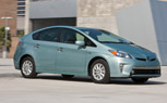 2012 Toyota Prius Plug-in Hybrid Rated at 87-MPGe, 49-MPG