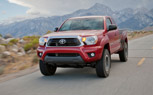Toyota Tacoma TRD T/X Baja Series Limited Edition Unveiled at Texas State Fair