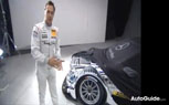 Mercedes C-Class Coupe DTM Racer Teased Ahead of Frankfurt Debut [Video]