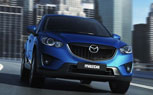 2012 Mazda CX-5 Hits U.S In Early 2012, Will Get Diesel Option In 2014