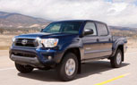 2012 Toyota Tacoma Gets New Look, Options