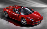 Ferrari 458 Italia Spider To Start At $257,000, On Sale January 2012