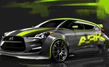 Hyundai Veloster Turbo Heading to SEMA Show with Rally Car Style