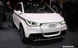 Audi A2 Electric Concept Hints at the Future of Urban Transportation: 2011 Frankfurt Auto Show