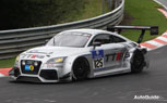 Audi TT RS Race Car Now Available to Purchase by Privateer Race Teams
