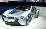 BMW i3, i8 Headed to Dealers Starting in 2013: 2011 Frankfurt Auto Show [Video]