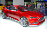 Ford Evos Concept, First Look the Future of Ford Design: 2011 Frankfurt Auto Show [video]