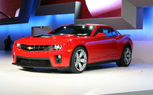 First Camaro ZL1 Sells for $250,000 At Barrett-Jackson Auction