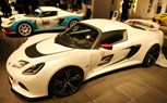 Lotus Exige S Reborn With Supercharged V6: 2011 Frankfurt Auto Show