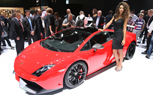 Lamborghini Gallardo Super Trofeo Stradale is a Bright Red Ferrari Fighter: 2011 Frankfurt Auto Show
