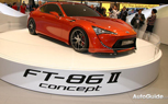 Toyota FT-86 II Concept Video: 2011 Frankfurt Auto Show [video]