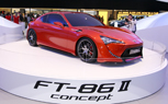 Toyota FT-86 II Concept: Same Look, New Color, Brembo Brakes [2011 Frankfurt Auto Show]