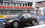 Infiniti M35h Sets Guinness World Record for the Fastest Hybrid