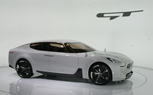 Kia GT Concept Looks Fast, Goes Faster With 395-HP V6 Turbo: 2011 Frankfurt Auto Show [video]
