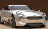 Kia GT Concept: Turbo V6 Puts 395-HP to the Rear Wheels [2011 Frankfurt Auto Show]