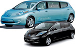 Nissan Leaf Limo: Frugality Meets Excess