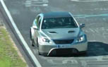 Lexus LS TMG Edition Super Sedan Sounds Awesome Lapping the Nurburgring [Video]