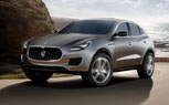 Maserati Kubang SUV Takes to the Street, Virtually that is [Video]