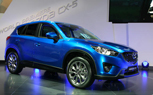 Mazda CX-5 Revealed, Official Production Specs: 2011 Frankfurt Auto Show [video]