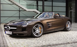 Mercedes-Benz SLS Gains 'Ride Control' Adjustable Suspension