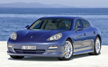 "Porsche ""Pajun"" Sedan Planned as Baby Panamera"