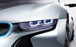 BMW To Replace LED Lights With Laser Headlights