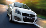 Suzuki Swift Sport Revealed: 2011 Frankfurt Auto Show Preview