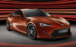 Toyota FT-86 II Concept: New Photos Revealed Ahead of Debut [2011 Frankfurt Auto Show]
