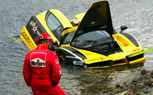 Ferrari Enzo Crashes into Atlantic Ocean at Targa Newfoundland [Video]
