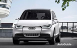 Audi A2 Concept Photos Drop Ahead of Frankfurt Debut
