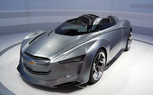 Chevrolet Miray Concept is Like a Korean Batmobile: Frankfurt Auto Show 2011