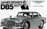 Build A Model Replica Of James Bond's Aston Martin DB5 Over 85 Weeks [Video]