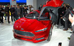 Ford Evos Concept Heralds A Bold New Styling Direction: 2011 Frankfurt Motor Show