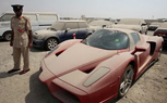Ferrari Enzo Abandoned, Rotting Away in Dubai Impound