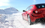 Ferrari Winter Driving Experience Comes To America
