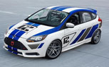 Ford Focus ST-R Race Car Debuts At Frankfurt