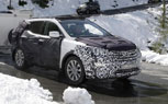 Hyundai ix45 Spied, Set To Replace Santa Fe
