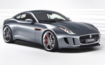 Jaguar C-X16 Concept is a Porsche Rival With Hybrid Tech [Frankfurt Preview]